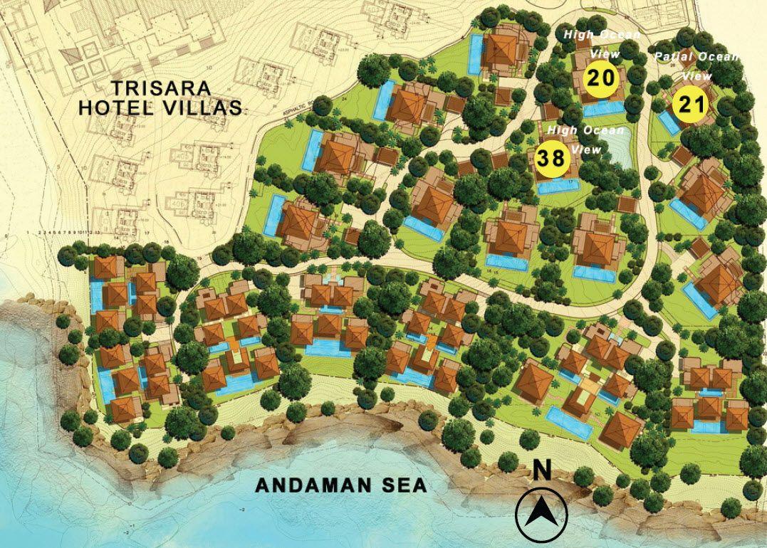 trisara villas for sale naithon beach phuket thailand rh pinterest com