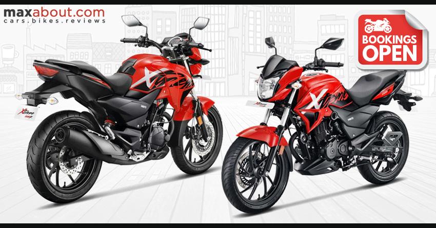 Hero Xtreme 200r Bookings Open In India Hero India Bike