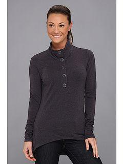 Merrell Marcy Snap Pullover | Knopfleiste Pullover Damen