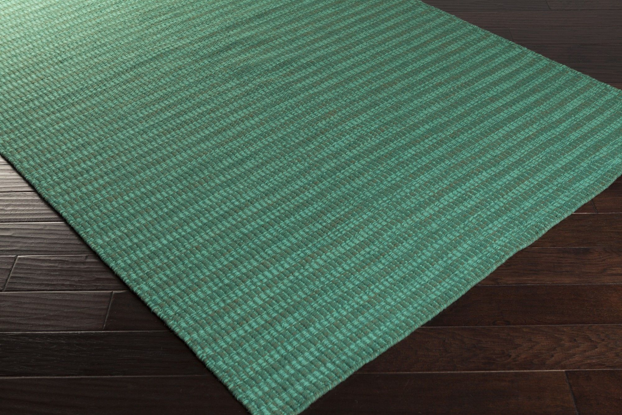 Ravena Green & Teal Area Rug