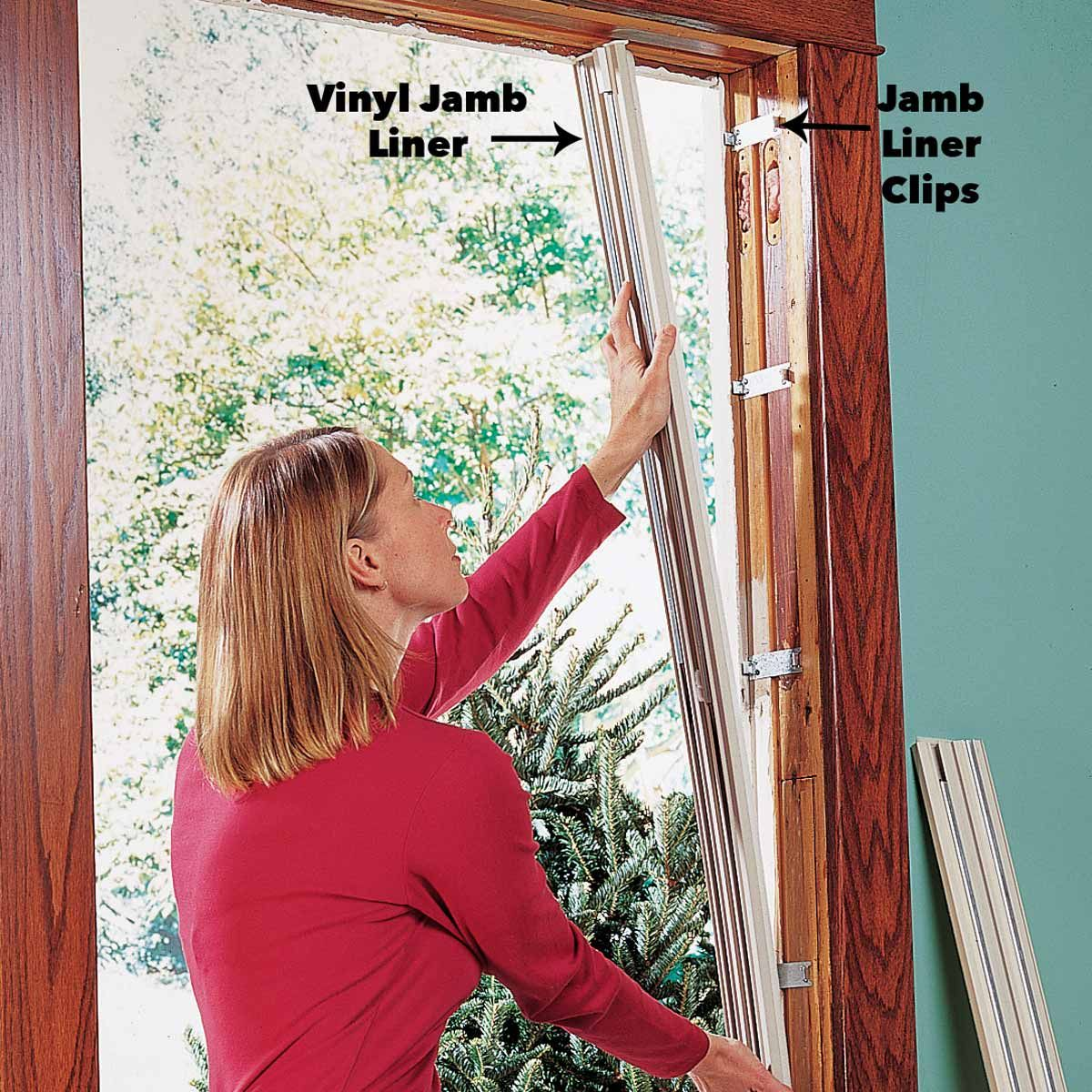How To Install A Window With Images Installation Window Repair Vinyl Replacement Windows
