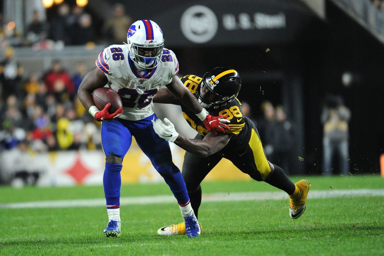 NFL Schedule Release Buffalo Bills have four primetime