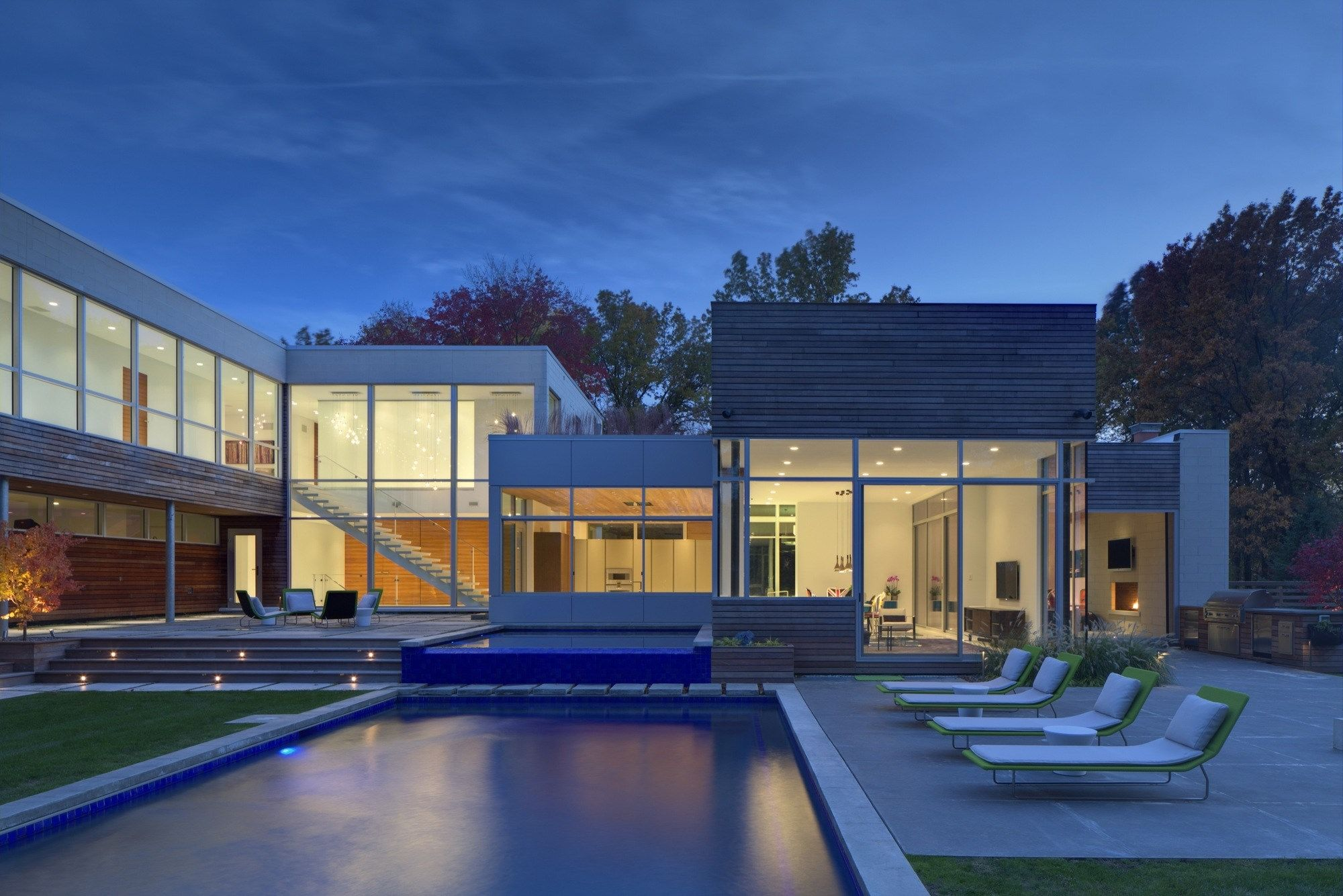 Shaker Heights House by Dimit Architects Shaker