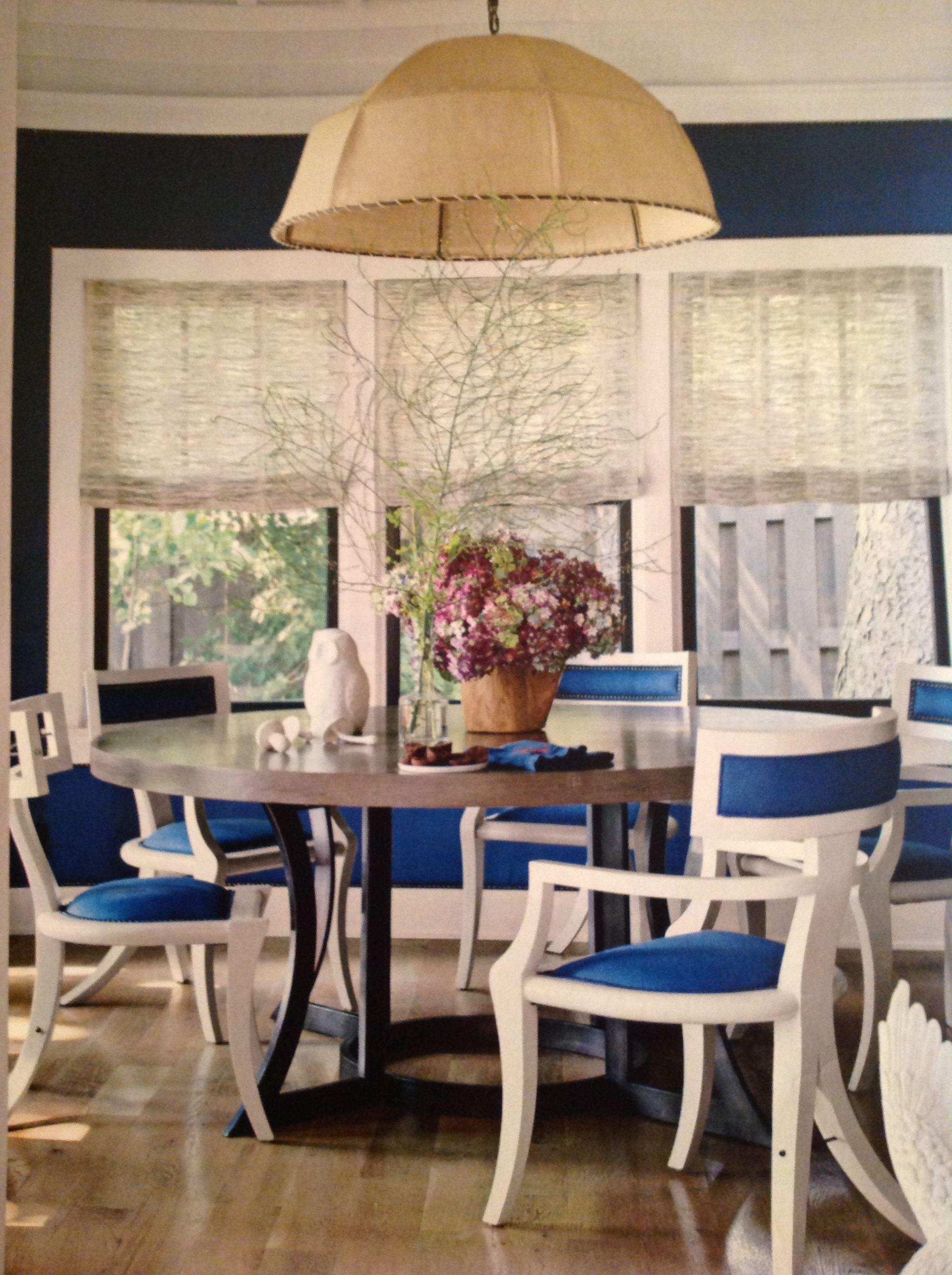 house beautiful kitchen comedores sillas comedor hogar rh pinterest es