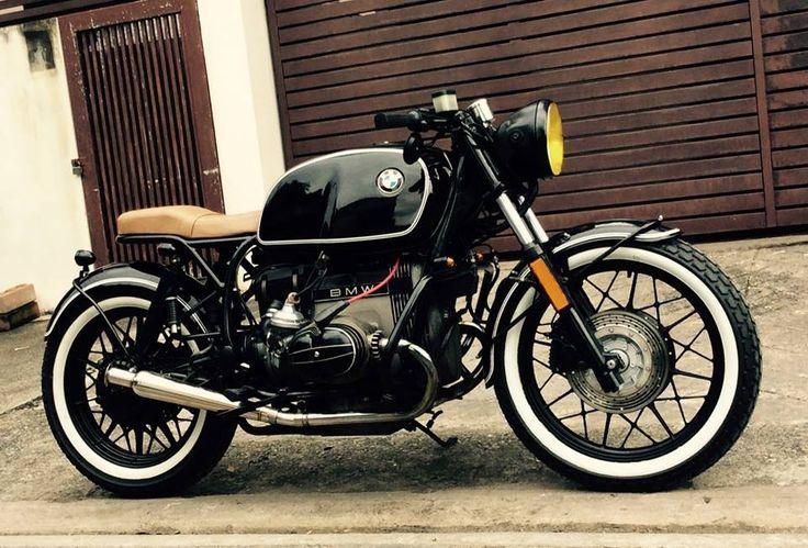 bmw café racer <3 | poppa wheelie | pinterest | bmw, motorcycle