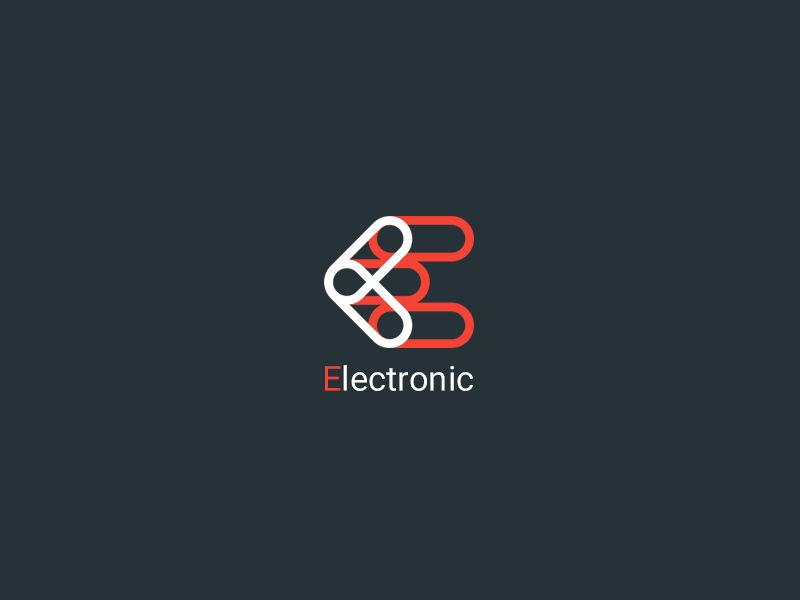 electronic logo logos logo
