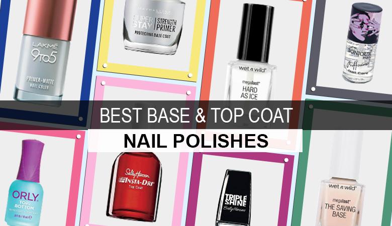 10 Best Base Coat Top Coat Nail Polishes In India Looksgud Com Top Coat Nail Polish Top Coat Base Coat Nail Polish