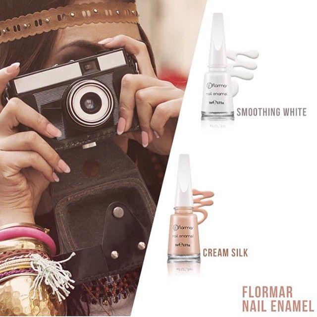 Para irradiar más belleza solo necesitas actitud y tus esmaltes Flormar.