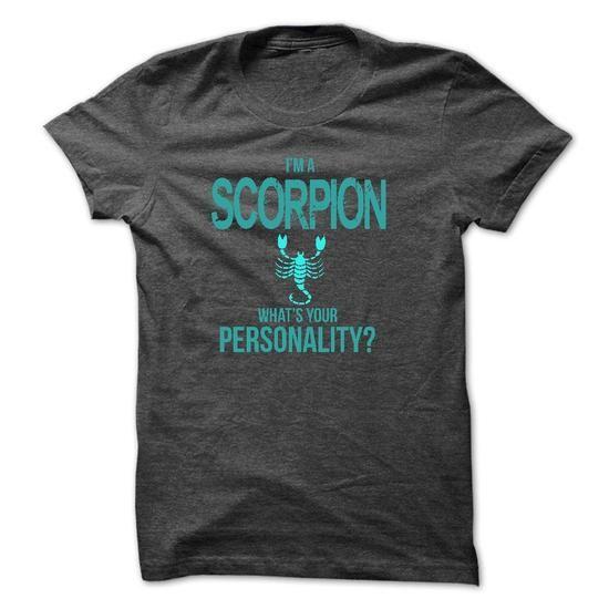 Scorpion horoscope - #team shirt #gray sweater. SATISFACTION GUARANTEED => https://www.sunfrog.com/Birth-Years/Scorpion-horoscope.html?68278