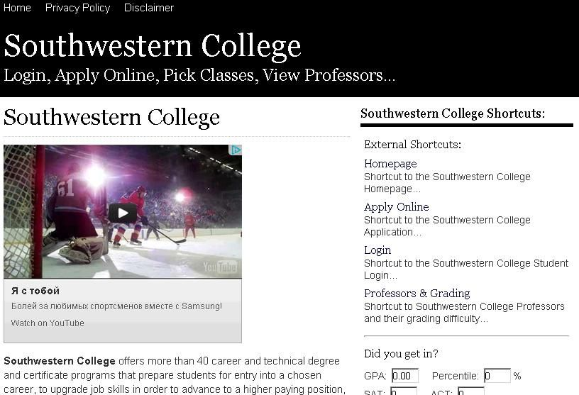 Southwestern College Offers More Than 40 Career And Technical Degree