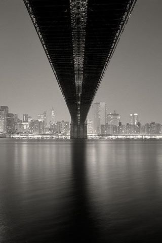 Under The Brooklyn Bridge Wonderfu Composition Photo Photography Black And White Brooklyn Bridge N Hd Wallpaper Android Wallpaper Iphone Wallpaper Hd Brooklyn bridge hd wallpaper