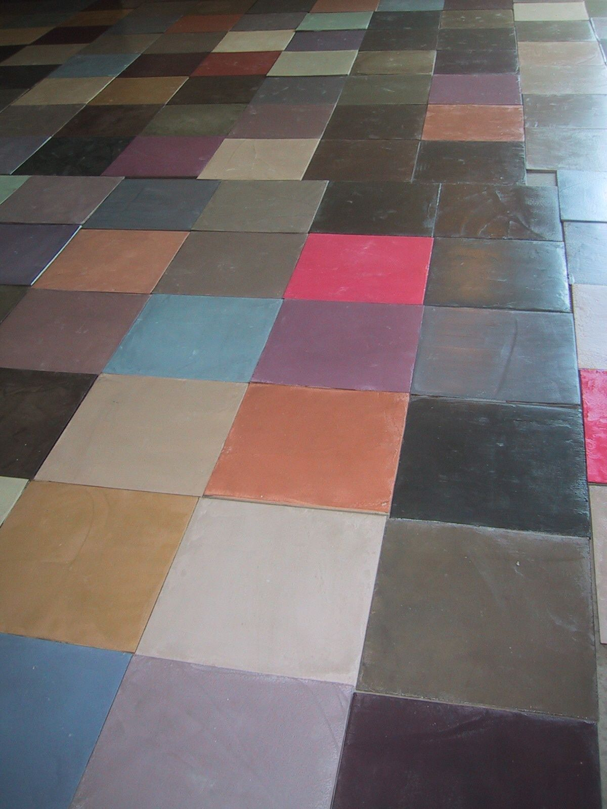beton cire colors - Beton Color