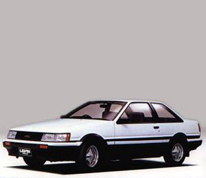 Toyota Corolla Levin Gt Apex Coupe Click On Image For Full Specs