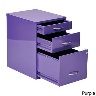locking storage drawer and silver handles file cabinet overstock rh ar pinterest com