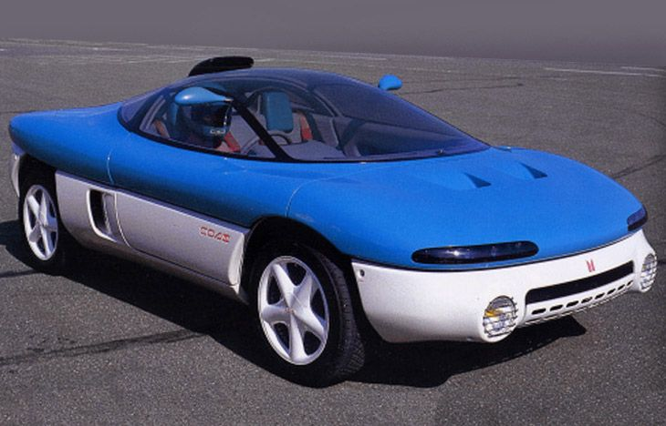 I Want To Exist In A World Populated Entirely By Japanese Concept Cars From  The U0027