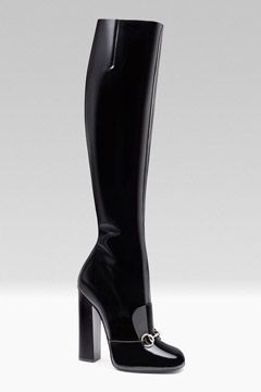 Black Widow Thigh High Boots | Boots, High heel boots, High