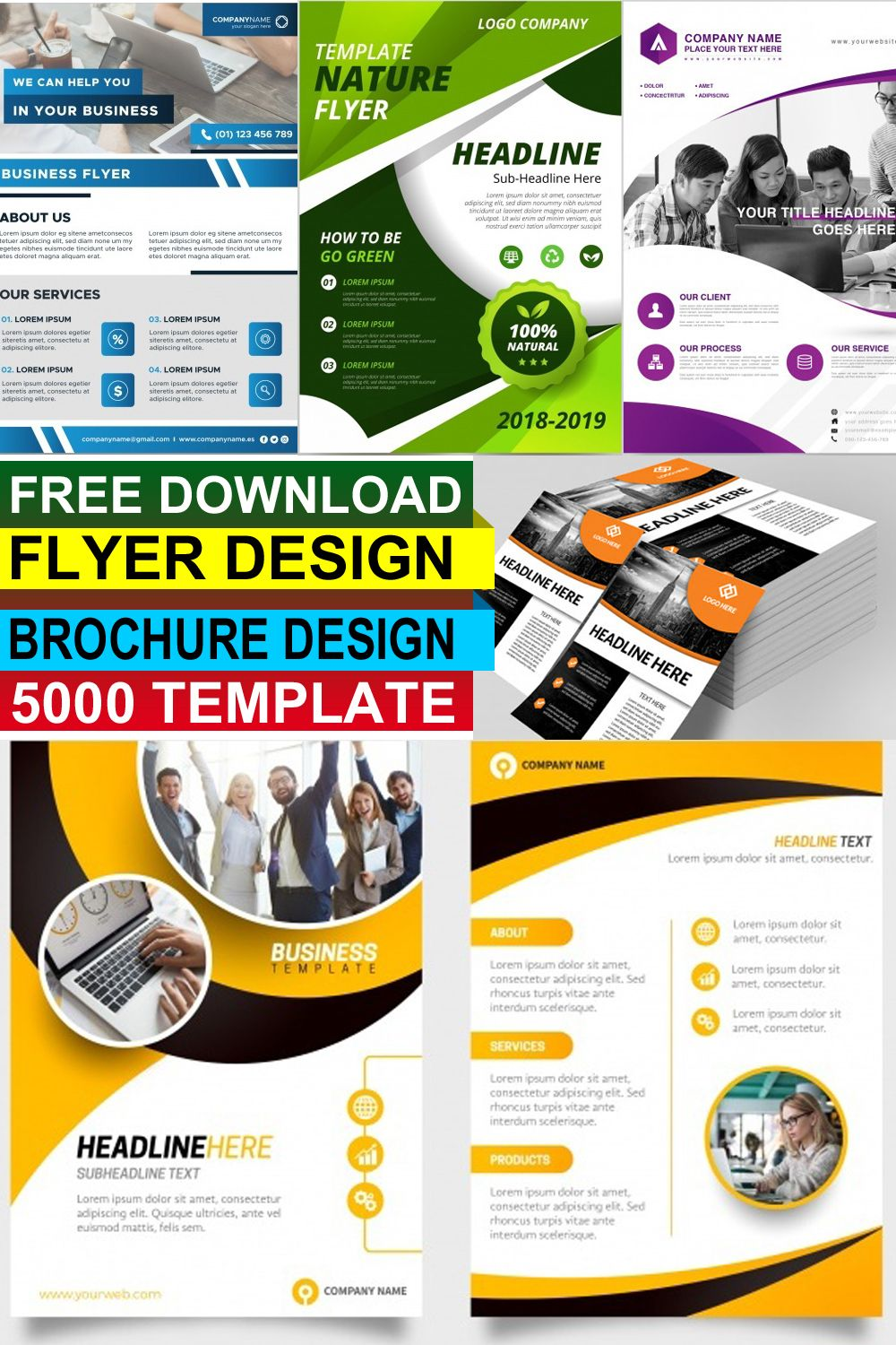 Free Flyer Design Templates In 2020 Flyer Design Templates Free Flyer Templates Flyer Design