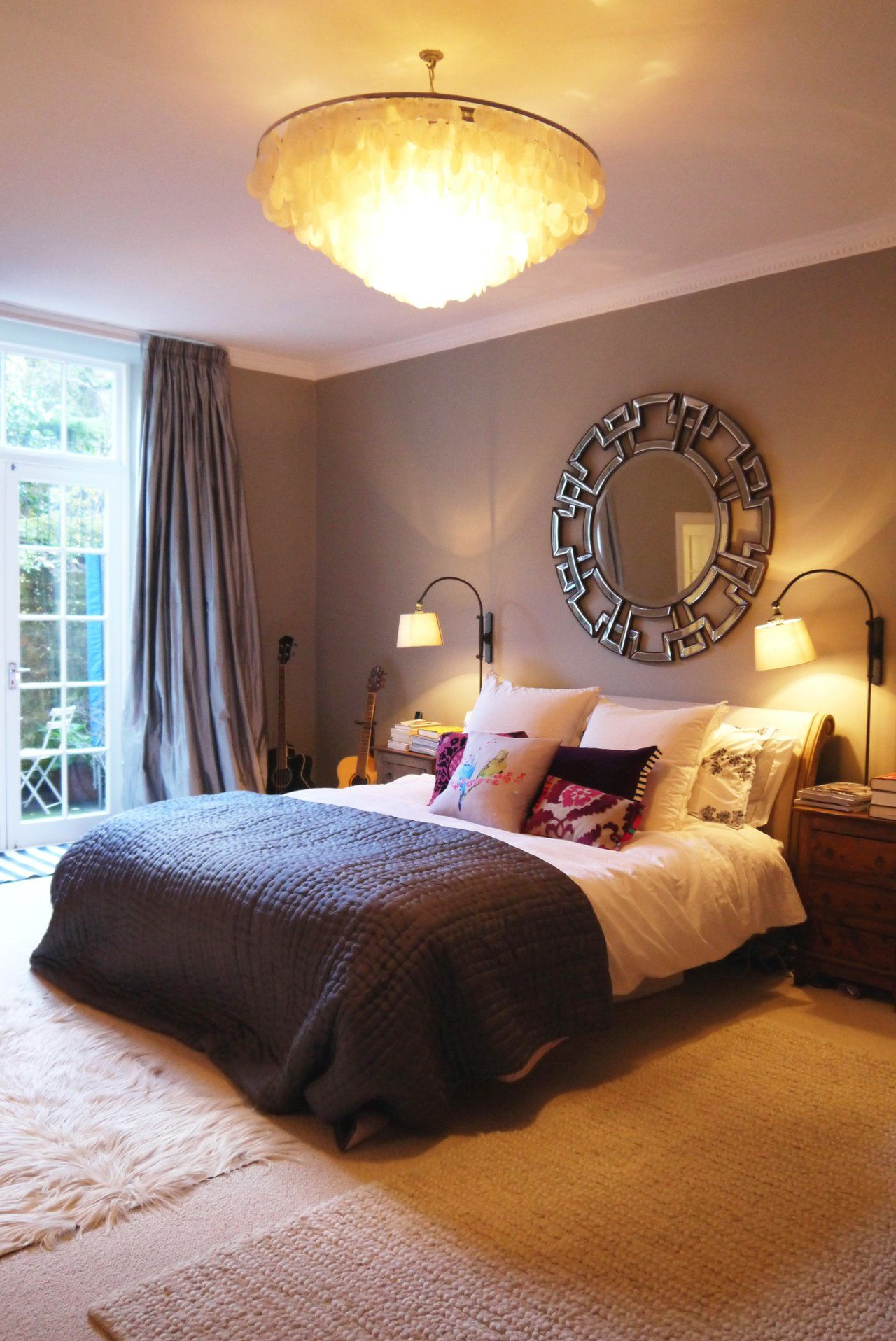 Lovely easy master bedroom Chris and