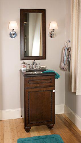 Wellborn Cabinets Modern Bathroom Cabinets