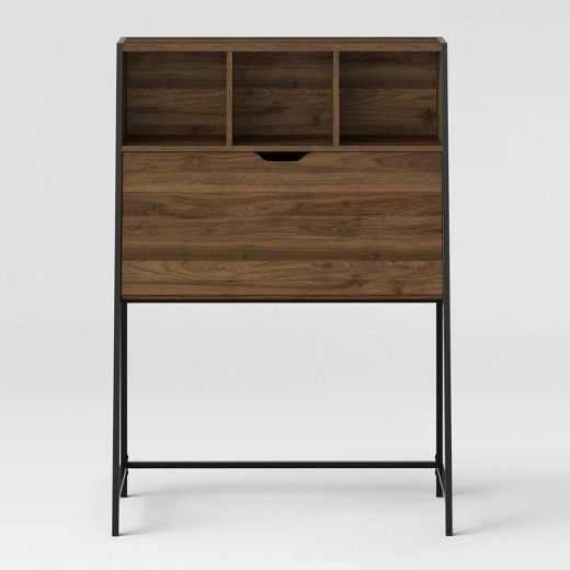 for some true mid century modern style add the loring secretary rh pinterest co uk