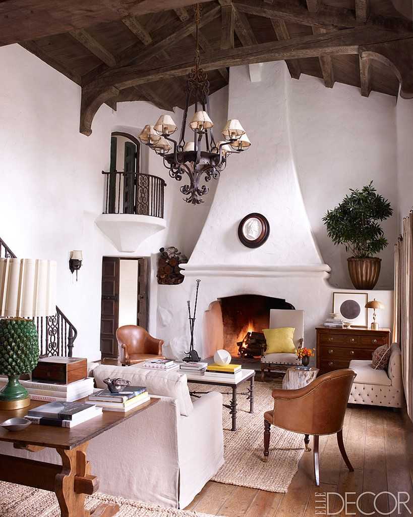 23 Celebrity Living Rooms Youu0027ll Want to