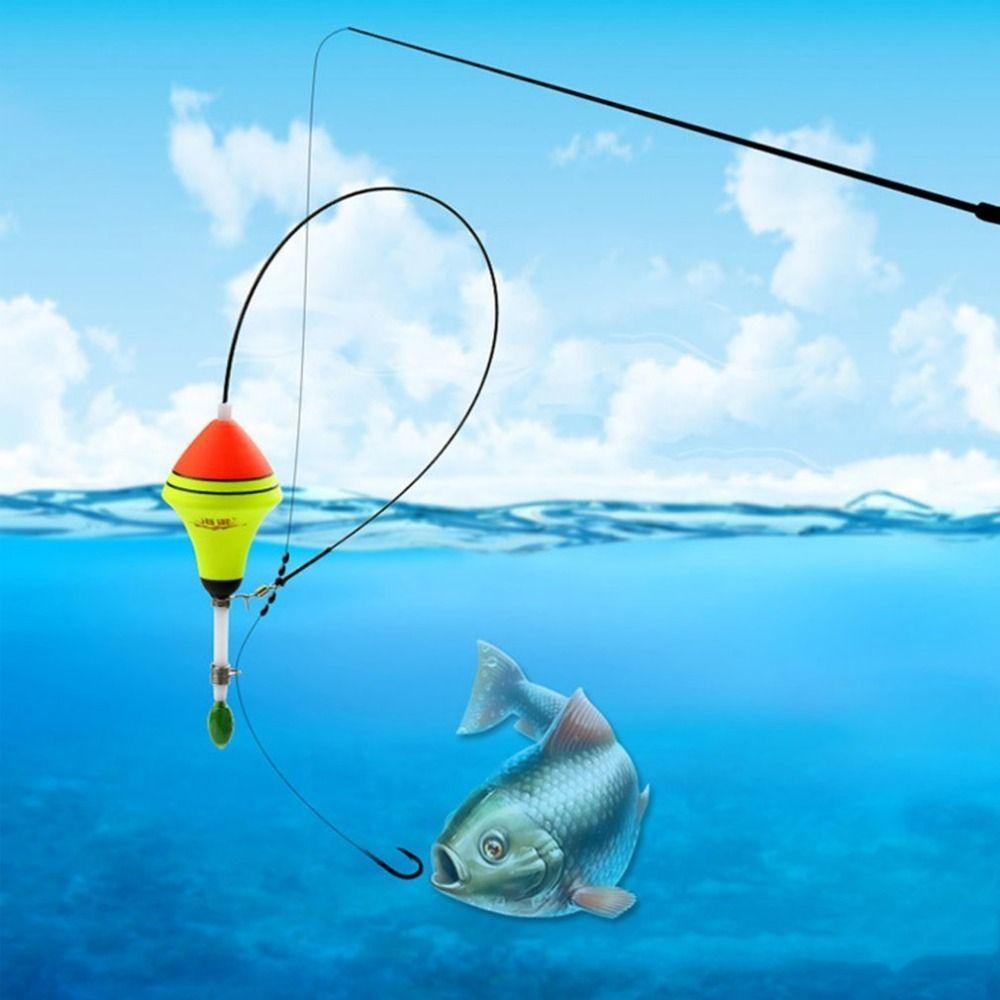 3Pcs EVA Luminous Floats Fishing Float Buoy Sea Fishing Tackle Accessories