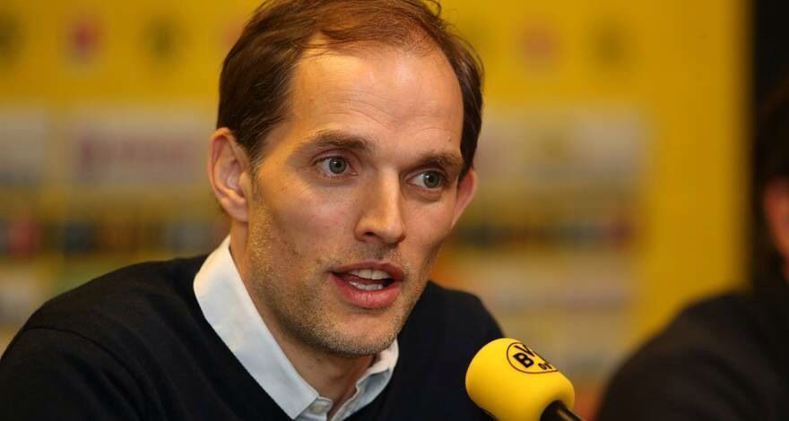 Borussia Dortmund today, presented the world with their new head coach, Thomas Tuchel, in what was his first press conference for the club. Tuchel expressed his excitement of being at the helm of such a traditional German club and aspires to take Borussia Dortmund back to the top.