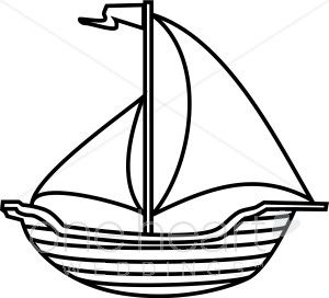 Pics For > Sailing Boat Clipart | Don't Give Up The Ship ...