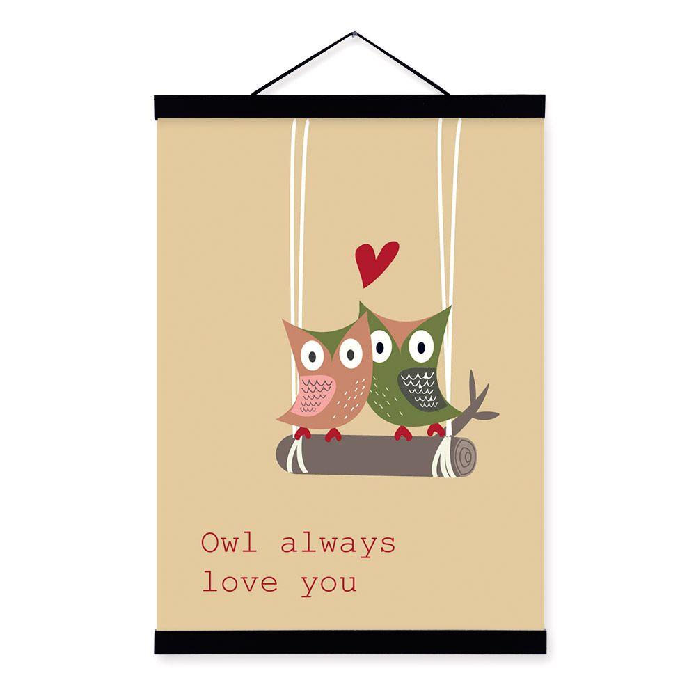 Cute cartoon animal cards bear Minimalist Animal Silhouette Wood ...