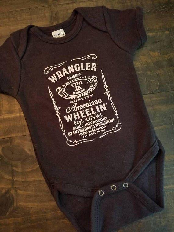 Onesie Toddler Clothes Baby Clothes Jeep Onesie Jeep Wrangler