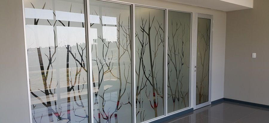 Trending designs that you can use for your frosted window