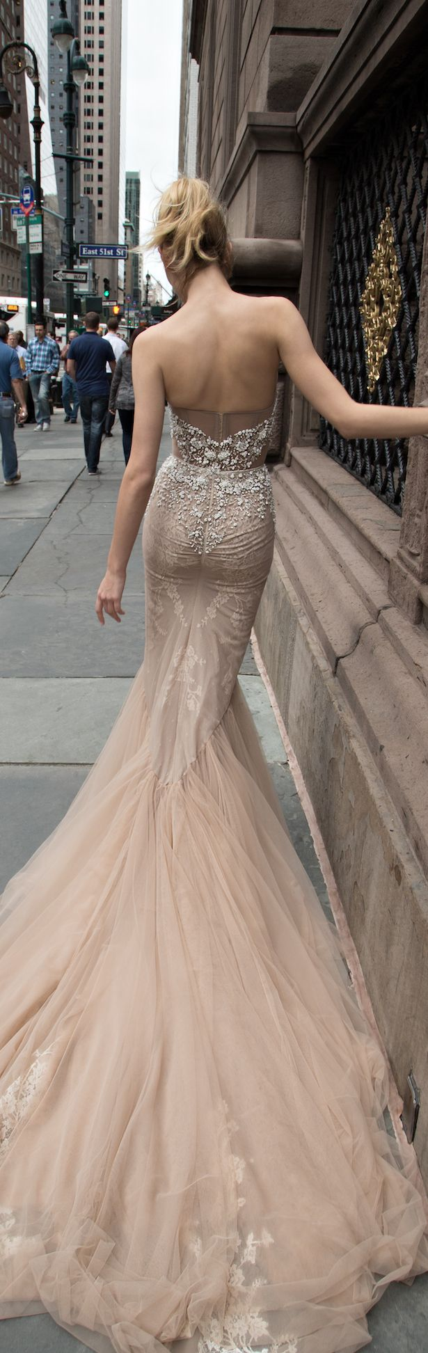 Leather wedding dress  Inbal Dror  Bridal Collection  Wedding Dresses  Pinterest