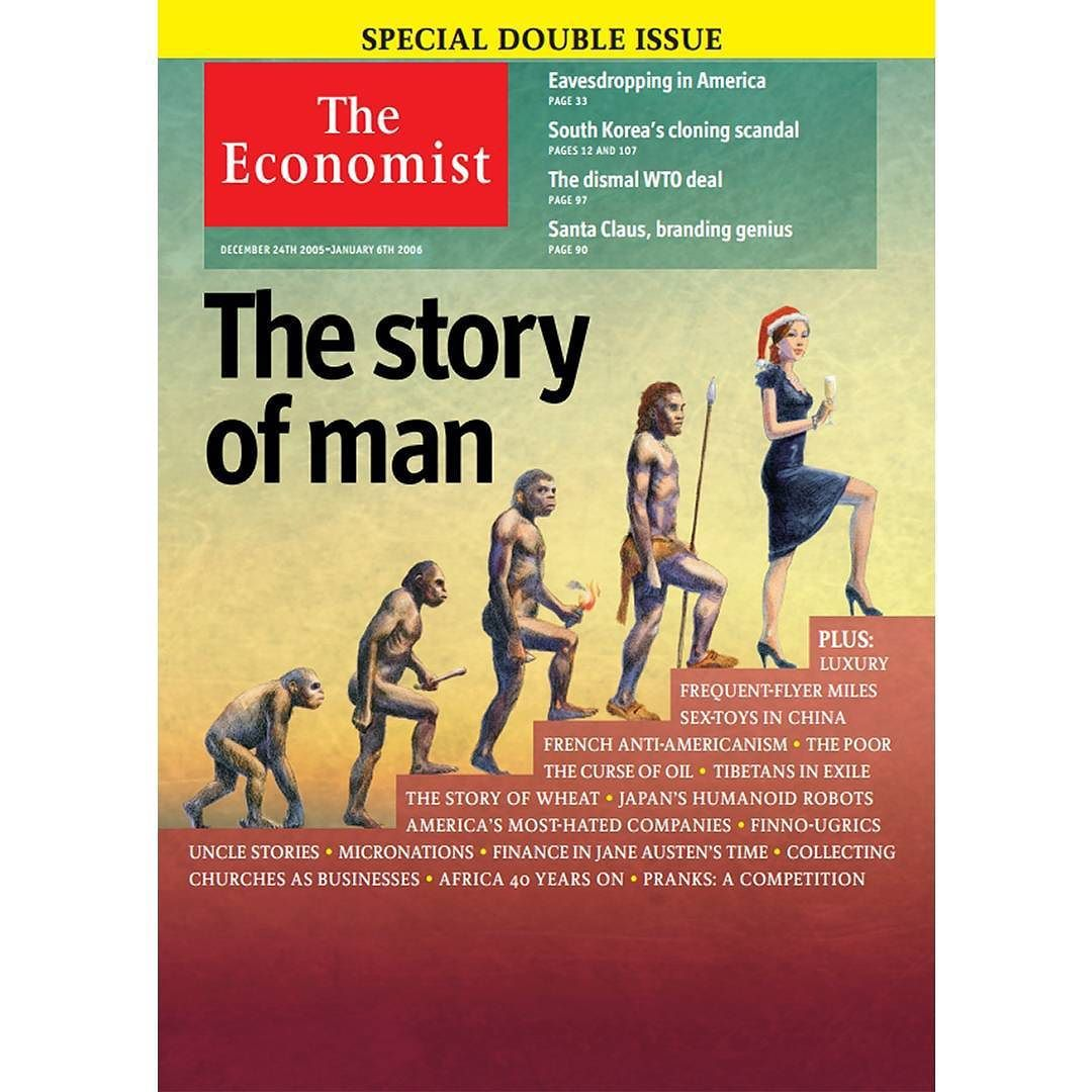 The Economist On Instagram Throwback S Special Double Issue Cover From 2006 Lead Article Wa Ti Book Worth Reading Pages Americanism Essays