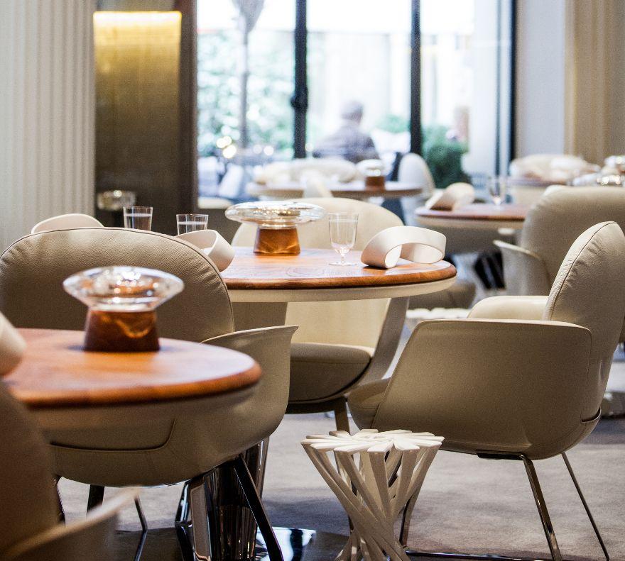 9 dining chairs from the world s most beautiful restaurants modern rh pinterest com