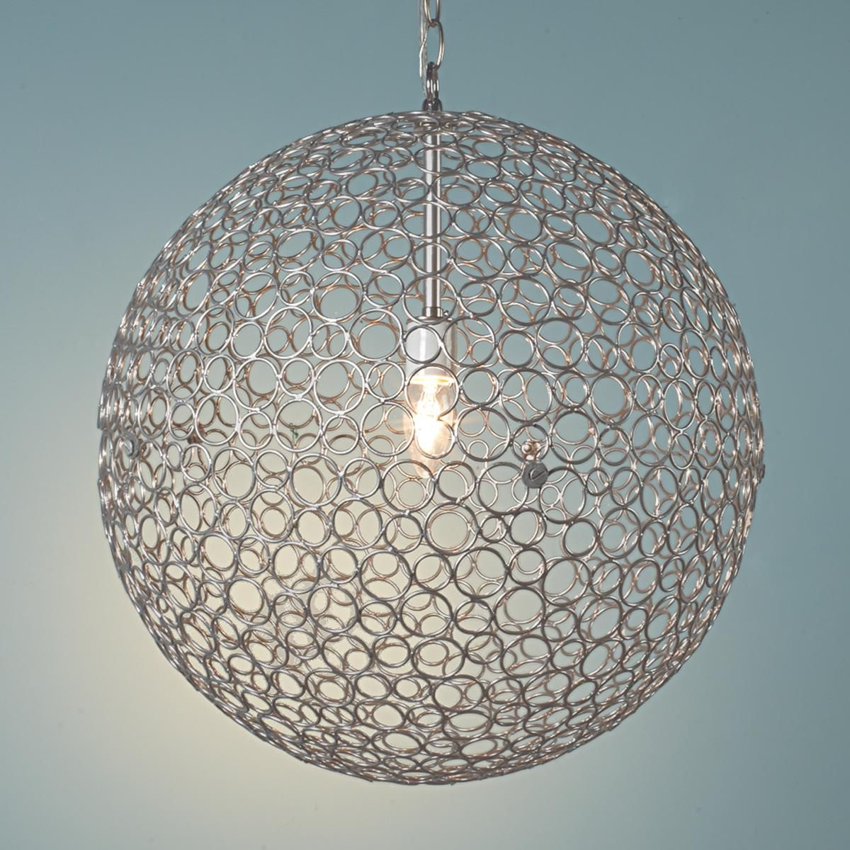 circles sphere pendant light large very pretty in almost any rh pinterest com