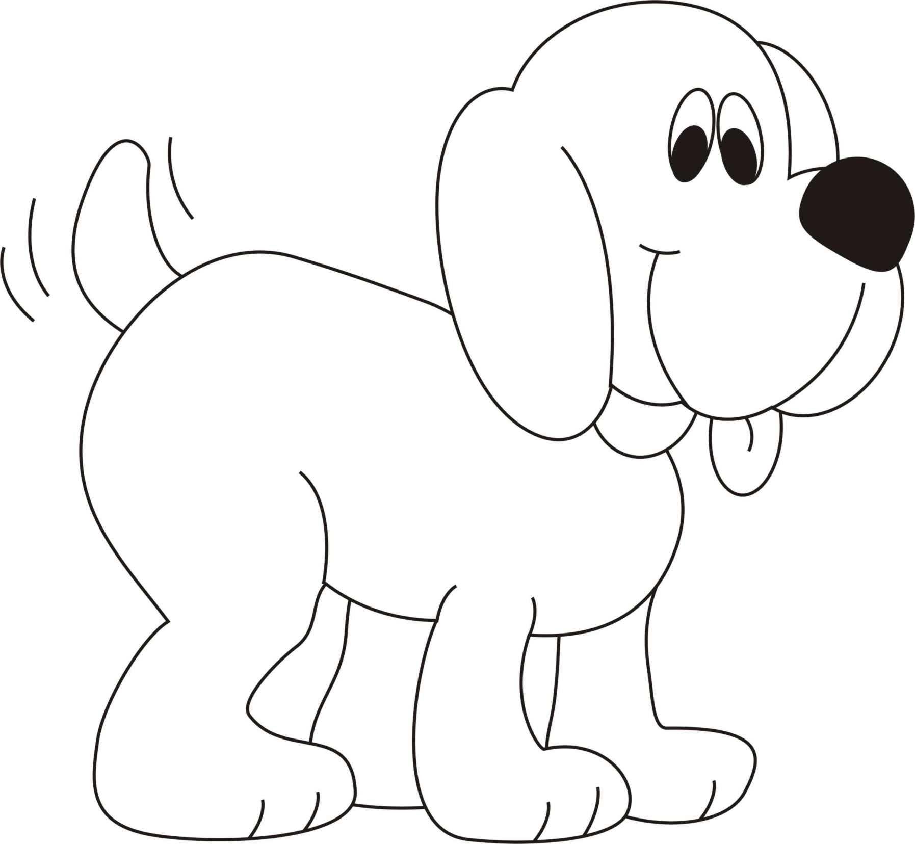 картинки для срисовки собаки 2018: 2 тыс изображений ...