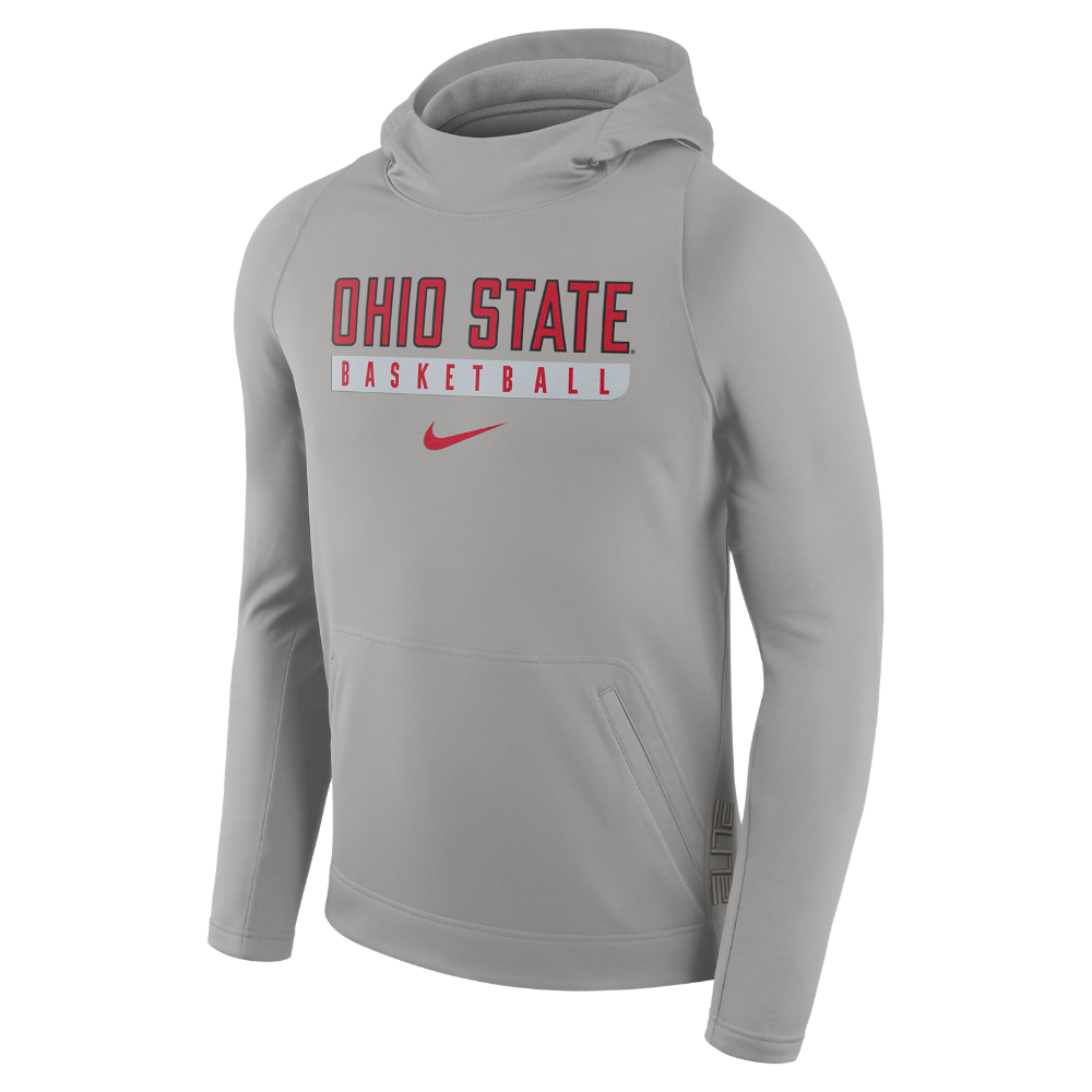 Nike College Performance (Ohio State) Men's Pullover Basketball Hoodie Size  Medium - Clearance Sale