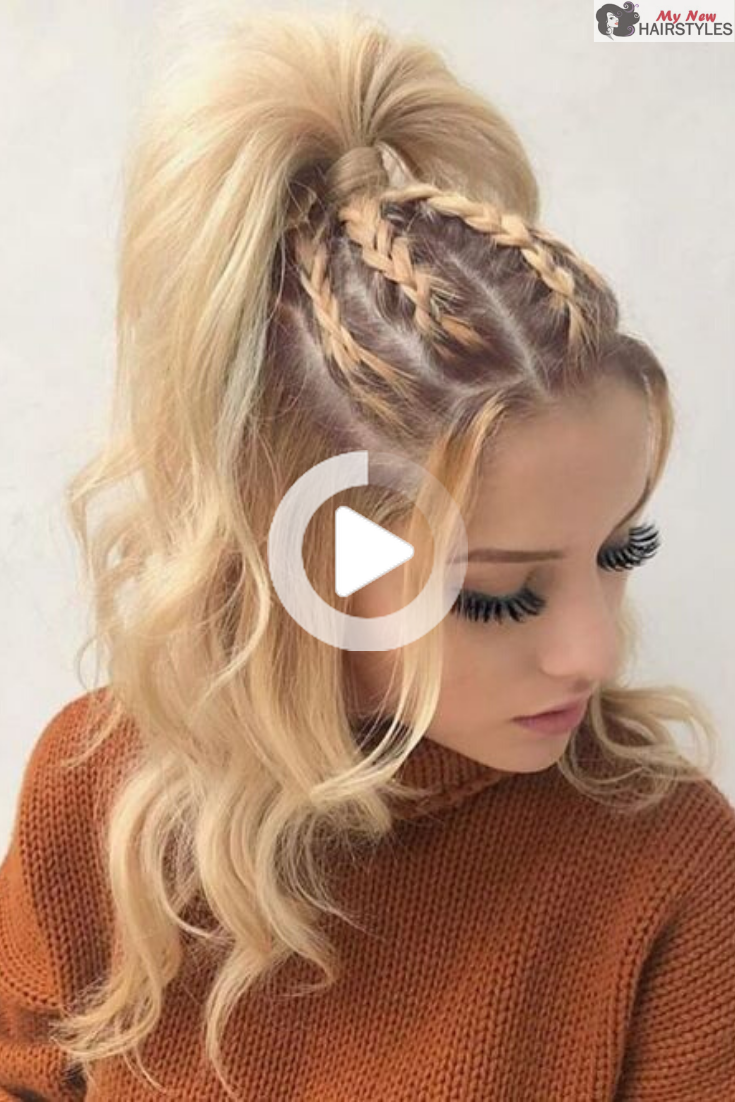 My New Hairstyles The Place For Your Ultimate Hairstyle Color And Trends Inspiration Cool Braid Hairstyles Braided Hairstyles Easy Hair Styles