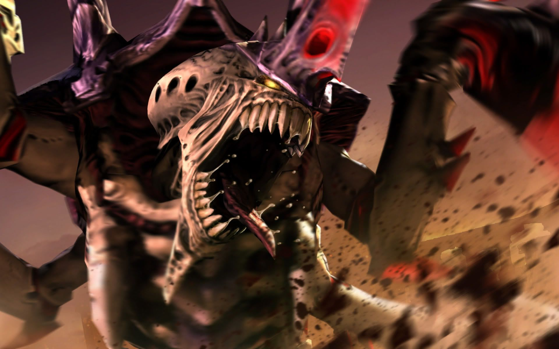 Pin By Veronica On Leaders Of The Swarm Tyranids Wallpaper Adorable