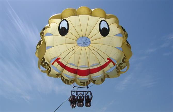 parachute ascensionnel fuengirola