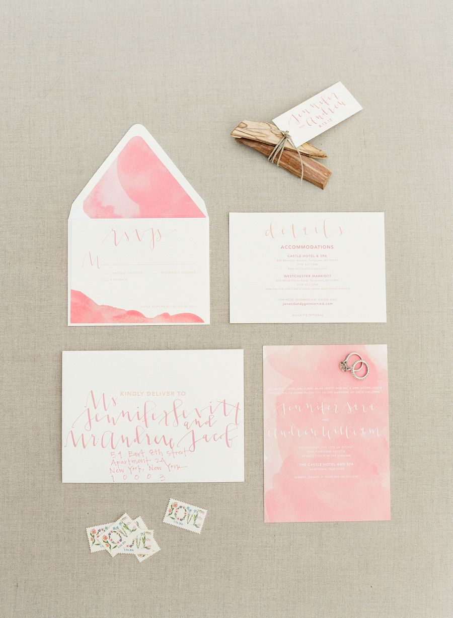 happily ever after wedding invitations%0A Wifey for Lifey  This Castle Wedding Defines Happily Ever After
