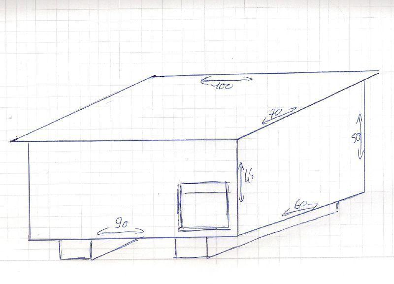 cabanes pour les chats d 39 ext rieur la tribu velue cabanes de jardin pinterest. Black Bedroom Furniture Sets. Home Design Ideas
