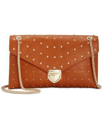 65af63a0b05f INC International Concepts Lydia Studded Shoulder Bag, Only at Macy's
