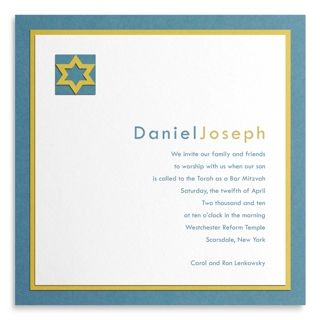 Contemporary Barmitzvah Invitation Available At You Re So