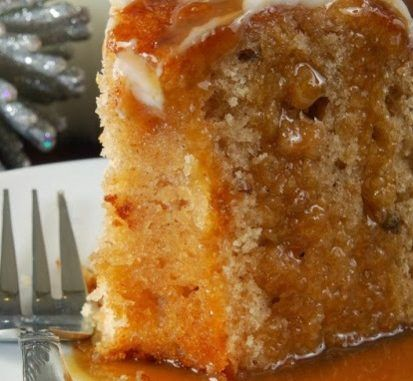 Apple-Harvest-Pound-Cake-with-Caramel-Glaze