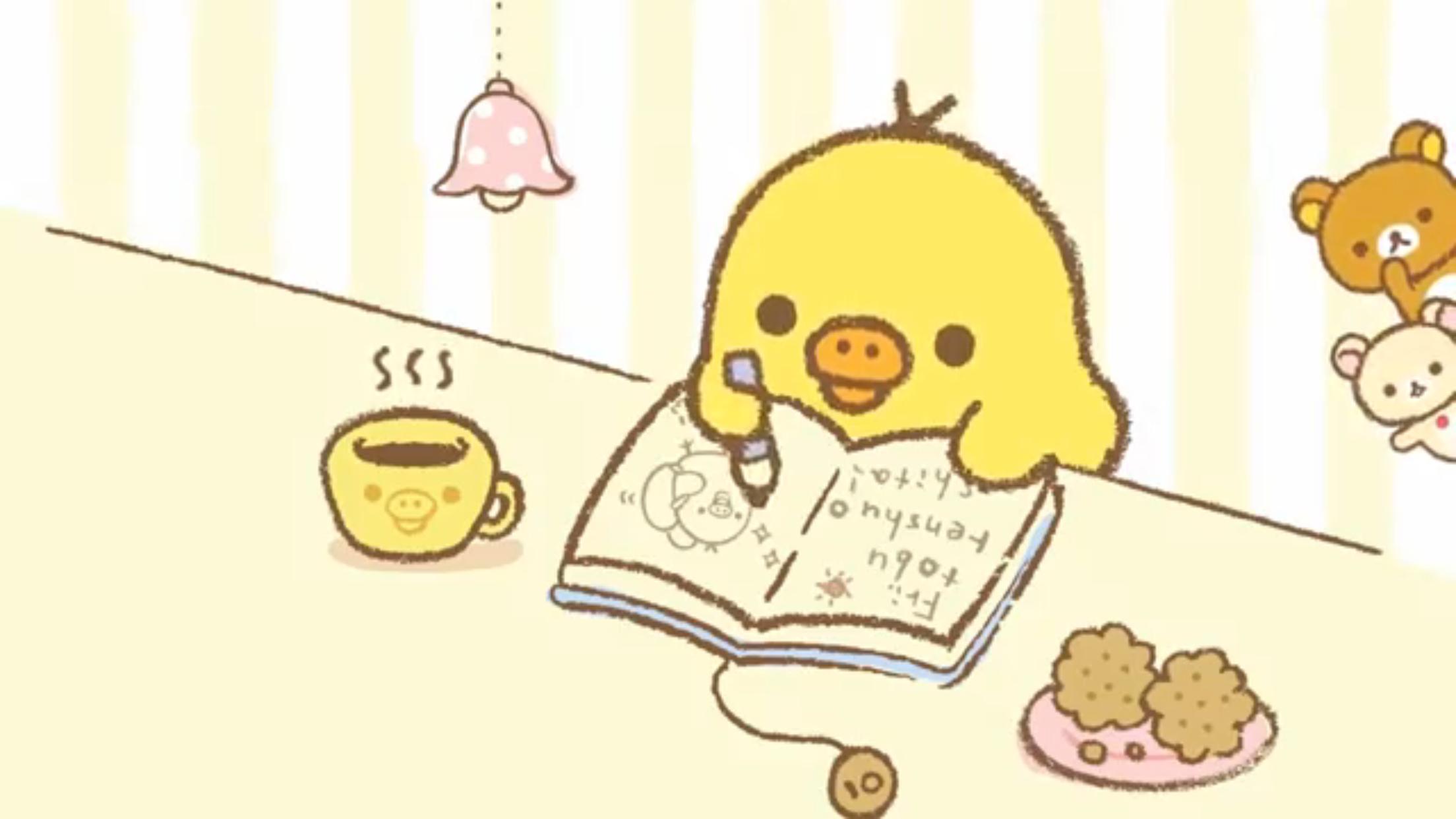 Kiiroitori Diary ๑ ๑ Rilakkuma Korilakkuma Rilakkuma