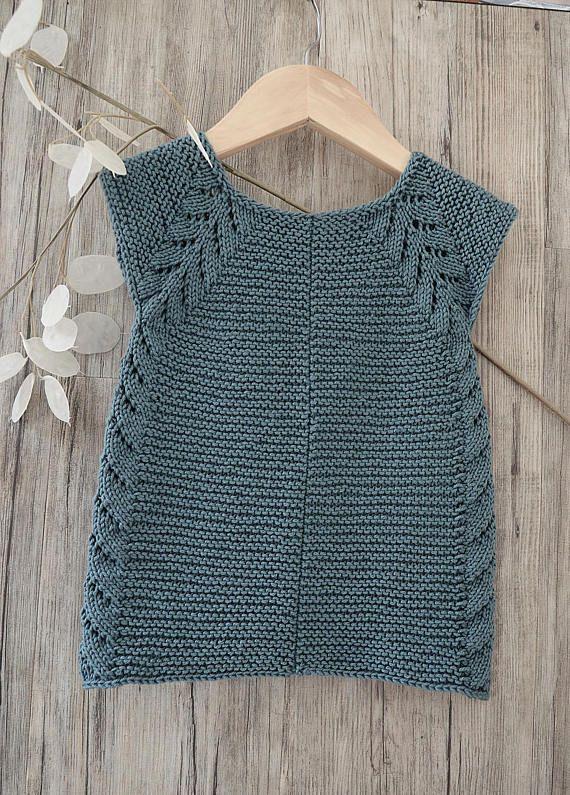 Lil Rosebud seamless top down dress / tunic top  P112