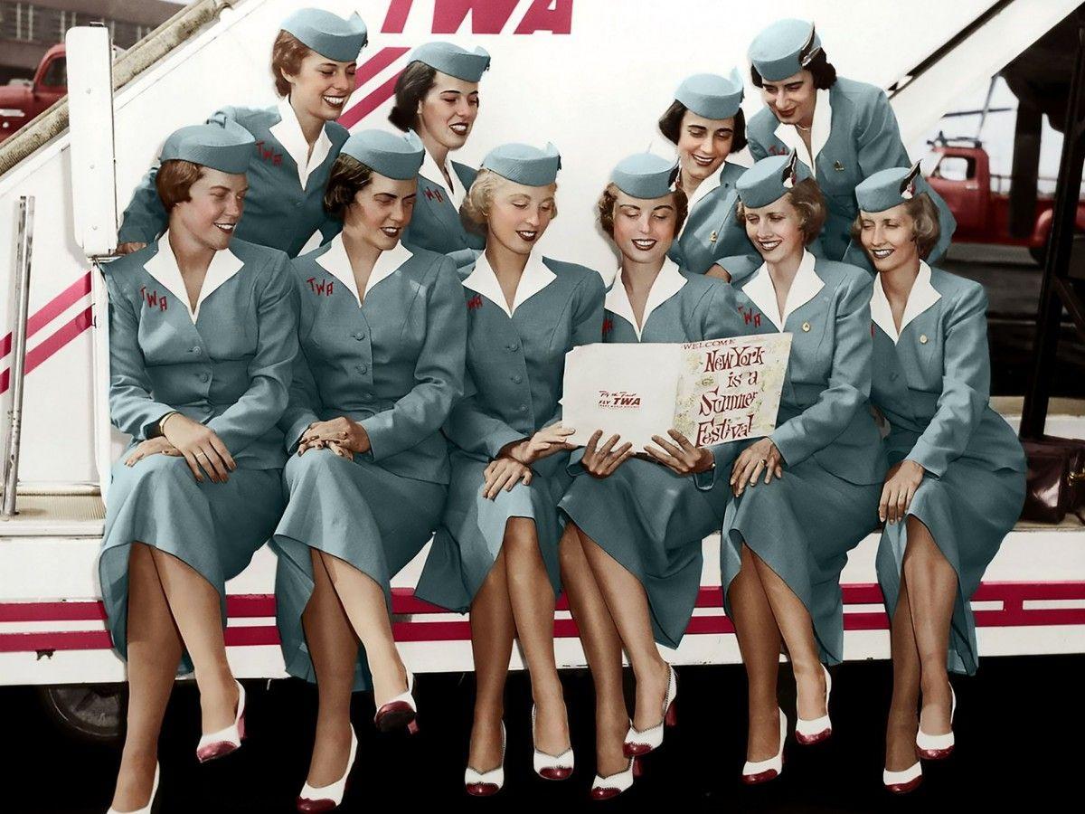 Pramugari Pan Am