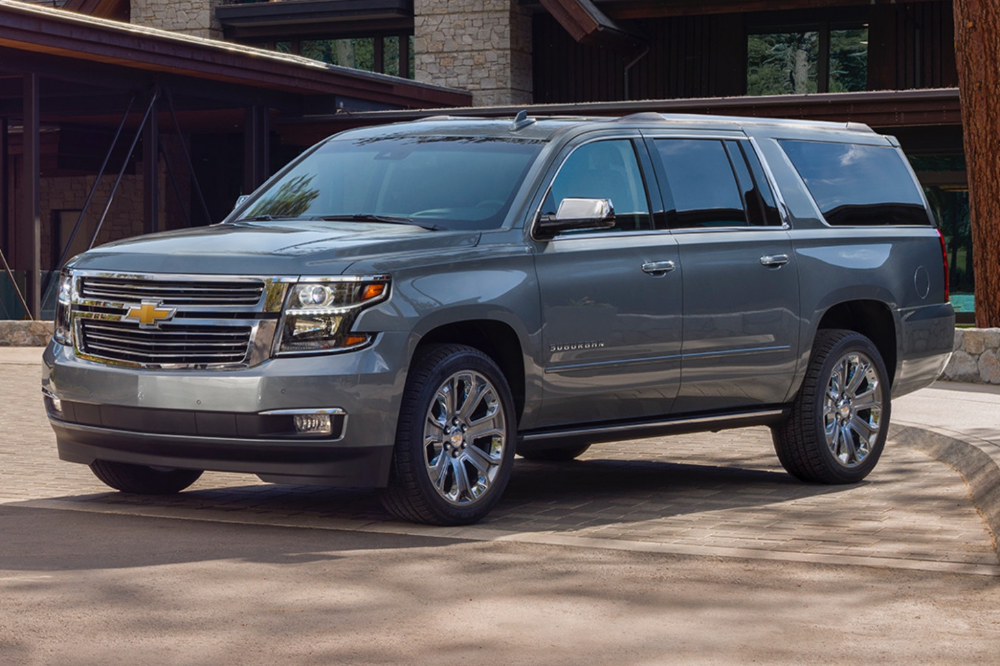 Pin By Britt On 2020 Vision Board In 2020 Chevrolet Suburban