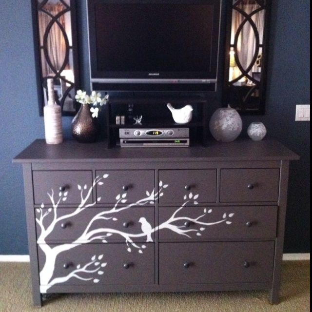 Hand Painted Dressers Dresser Diy Ideas